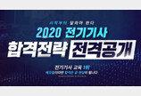 """""""전기기사 교육 1위"""" 에듀윌, 2020년 전기기사 합격전략 공개"""