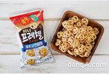 """농심, '프레첼 쿠키앤크림맛' 선보여… """"먹기 편한 소용량"""""""