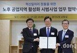 LH-경기도·군포시, '산업혁신구역 시범사업 기본협약' 체결
