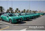 현대차, 사우디아라비아에 '쏘나타' 공항 택시 1000대 공급
