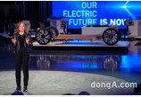 전기차 중심 사업체제 전환… GM, 차세대 플랫폼·배터리 공개
