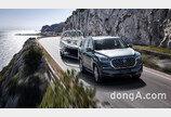 [화요 명차]검정색 중무장한 '렉스턴'… 쌍용차의 특별한 SUV