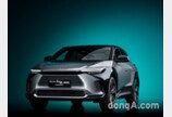 도요타, 전동차 전환 박차… 'bZ4X' 콘셉트 공개