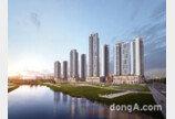 반도건설, 41층 '고덕신도시 유보라 더크레스트' 분양