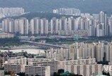 '재건축 들썩' 서울 아파트 매수심리 소폭 하락…전세는 더 악화