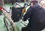 """고장난 휠체어 닦고 고치고… """"장애인도 병원서 일할 수 있어요"""""""