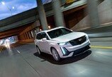 캐딜락, 대형 SUV 'XT6' 출시… '미니 에스컬레이드' 존재감