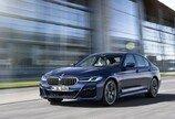 하반기 수입 고급차 시장 '용호상박'… BMW 뉴 5시리즈 출격