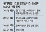 [단독]현대차 GBC 터파기 공사 내년 7월로 미룬다… 105층 대신 50~70층 2, 3개동 추진 가능성