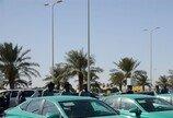 현대 쏘나타, 사우디 공항택시로 달린다