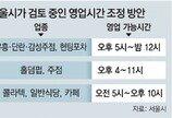 식당 밤 10시-홀덤펍 11시-유흥주점 12시… 서울시, 업종별 영업 가능시간 다양화 추진