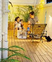 아늑한 마당이 있는 망원동 감나무 집