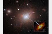 블랙홀이 뿜어낸 불꽃으로 지구에서 별까지 거리 측정할 수 있다