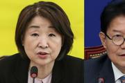 """윤미향 논란…정의당 """"국민 예의 지켜"""" vs 우희종 """"내로남불"""""""