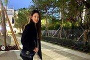 '임신' 수현, 남편 차민근과 저녁 데이트 자랑…D라인 공개