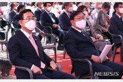"""주호영 """"윤미향, 의혹만 더 확장…국민이 퇴출운동 벌여야"""""""