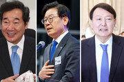 추미애 효과? 윤석열, 10%로 야권 대선주자 선호도 1위
