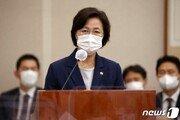 '軍' 의혹에 뿔난 20대·남성…'추미애 사퇴' 49.0% 찬성 우세