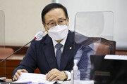 """홍영표 """"쿠데타 세력, 국회서 추미애 공작""""…청문회 마비"""