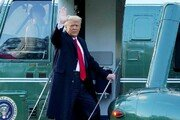 """""""어떤식으로든 돌아오겠다""""는 트럼프…핵가방 들고 떠났다"""