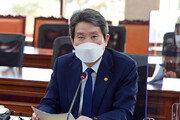 이인영 '北제재 완화' 발언 우회 반박한 美국무부