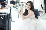 '미코 출신' 차예린 아나운서, 사법연수원 수석졸업 1세 연상 판사와 5월 결혼