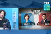 """""""이제 색깔 바꿔야"""" 김어준 개표방송에 """"막방 인가요?"""" 댓글"""