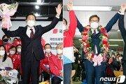 [4·7 재보궐선거 최종 결과] 오세훈 57.50%, 박영선 39.18% (종합)