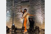 '믿을 수 없는 몸매' 이세영, 첫 피트니스 대회서 2관왕