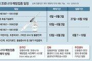 """6일부터 70~74세 접종예약… 정부 """"내달 19일까지 고령 1차접종"""""""