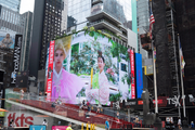 """서경덕 """"문화재청과 뉴욕 타임스퀘어 전광판에 한복 광고"""""""
