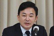 """원희룡 """"야권 후보 모두 원팀, X파일 이간계에 맞서야"""""""