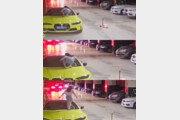 """외제차 앞유리 깨고 낙서한 中초등생…父 """"난 배상못해"""" (영상)"""