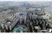 정부는 '고점'이라는데…서울 아파트값 1년 7개월만에 최대폭 상승