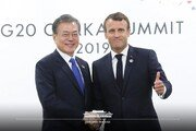 [김순덕 칼럼]마크롱 혁명과 文혁명, 40% 지지율의 비밀