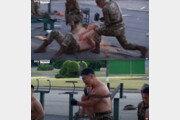 """'맨몸으로 쇠사슬 끊은' 北 군인들 괴력…""""따라 하지 마세요"""""""