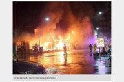 대만 40년된 건물 화재, 최소 46명 사망…방화 가능성도