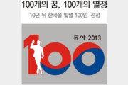 """[10년 뒤 한국을 빛낼 100인]""""한계는 없다""""… 실패도 즐기며 달려온 100개의 꿈"""
