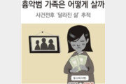 [보이지 않는 형벌, 흉악범의 가족] 사건전후 '달라진 생활' 14명 심층분석