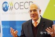 [글로벌 인터뷰]<5·끝>앙헬 구리아 OECD 사무총장