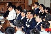 """이석기 항소심 """"내란음모 무죄""""…징역 9년으로 감형"""