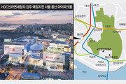 '신의 한수'로… 국내최대-용산개발 두토끼 몰이