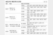 서울 24개洞 선거구 바뀔듯