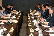 [중기가 미래다]중기청-13개 중견기업 간담회