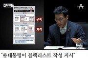[이슈 짚어보기]'블랙리스트' 수사 정점으로…특검 칼날, 결국 朴대통령에게?