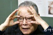 """[전승훈 기자의 지금, 여기]이어령 """"보혁 다툼은 방휼지쟁… 4차 산업혁명의 쓰나미를 직시하라"""""""
