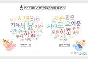[김아연의 통계뉴스]올해 출생신고 이름 중 가장 인기있는 이름은?