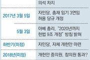 """아베, 정치입문 후 줄곧 """"헌법 개정은 비원"""" 부르짖어"""