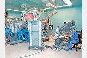 로봇 수술 사망률 1% 미만으로… 방광 적출않는 새 치료법도