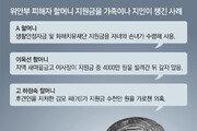 [단독]매달 생활비 받지만… 위안부 할머니 '텅빈 통장' 눈물